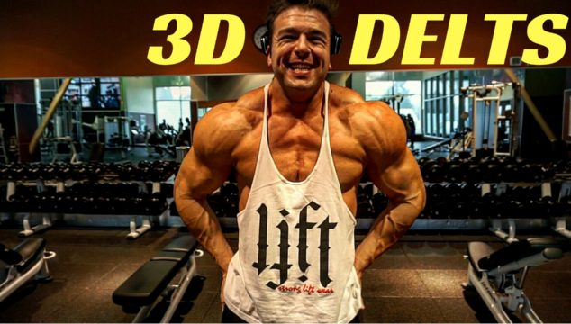 Boulder Shoulders – 3D Delts Routine