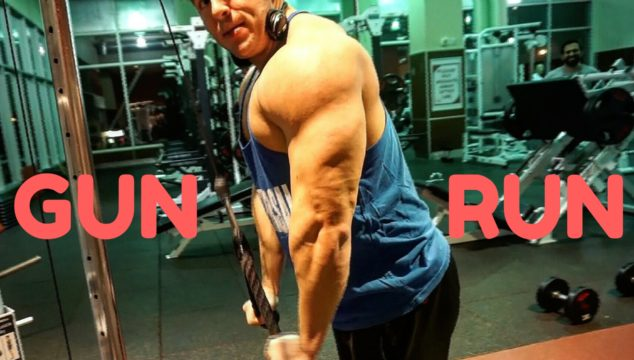 Bicep & Tricep Workout – Gun Run