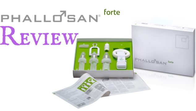 The Best Penis Extender Device – Phallosan Forte Review