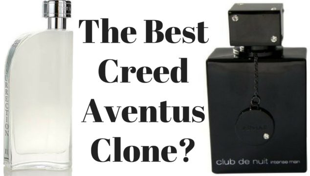 What Is The Best Creed Aventus Clone?
