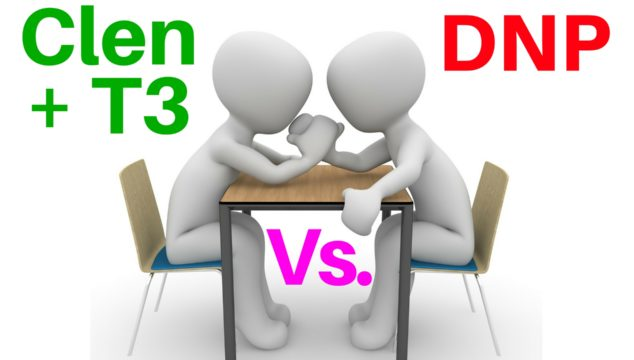 Clen And T3 Vs. DNP – Which Is Better?
