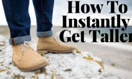 How To Instantly Get Taller (As Much As 5-6 Inches)