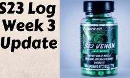 S23 Log – Week 3 Update
