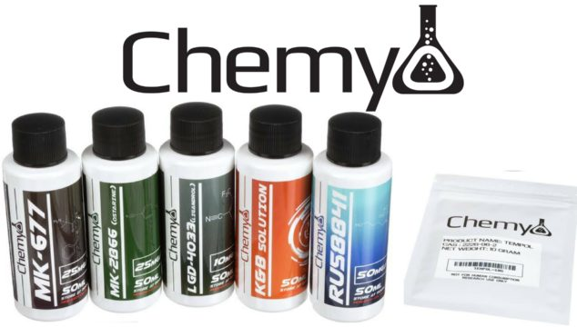 Chemyo.com Discount Code 10% Off Entire Order