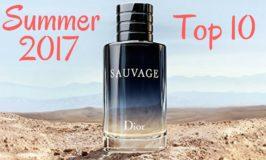 Top 10 Best Summer Fragrances For Men 2017