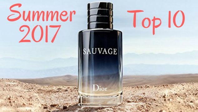 Top 10 Best Summer Fragrances For Men 2017