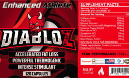🔥 Enhanced Athlete DIABLOZ Fat Burner Thermogenic Review 🔥
