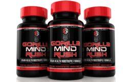 "Gorilla Mind Coupon Code 10% Off Entire Order – ""DC10"""
