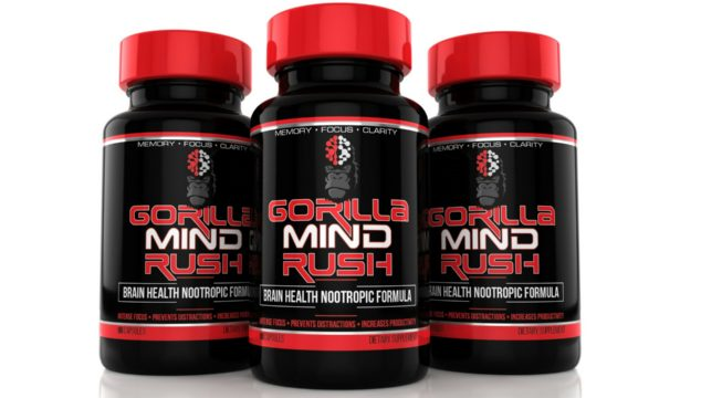 "Gorilla Mind Coupon Code 10% Off Entire Order – ""DC10"""